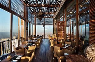מסעדת רוזמרין מלון בראשית